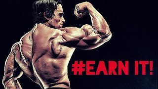 BODYBUILDING MOTIVATION - SUCCESS IS NOT GIVEN