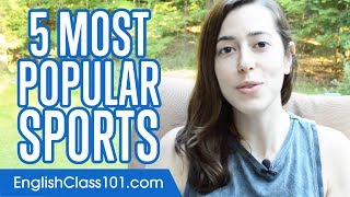 Learn the Top 5 Most Popular Sports in the US