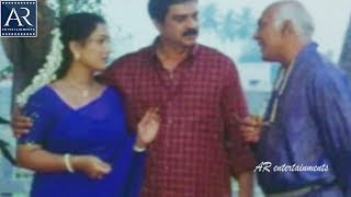 Nishi Ratri Movie Scenes | Maria in Bedroom with Husband | AR Entertainments