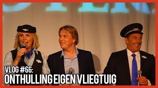 EEN NIEUW VLIEGTUIG EN EEN NIEUWE LIEFDE - Gerard Joling #VLOG66