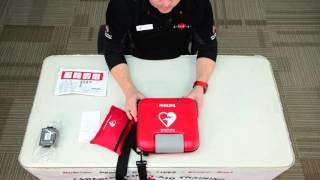 How To Service And Maintain Your Philips FR3 AED - By Canadian First-Aid Training Ltd.