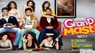 Great Grand Masti Full Movie Event - Urvashi Rautela, Riteish Deshmukh - Full Movie Promotional