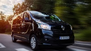 Renault Trafic 1.6 dCi Test Drive | Review