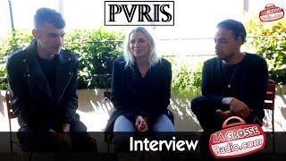 Rencontre avec PVRIS (09.05.2017)