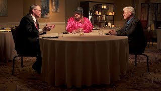 Is Eric Bischoff really the devil? (WWE Network Exclusive)
