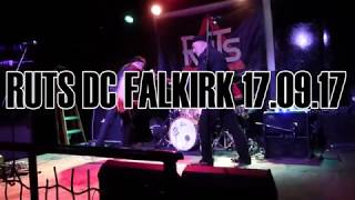 Ruts DC: live in Falkirk 17th September 2017