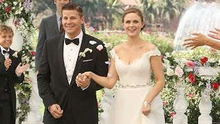 Booth and Brennan's Wedding:
