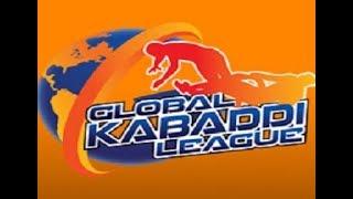 Live   Global Kabaddi League 2018   Singh Warriors Punjab V/S Haryana Lions