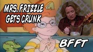 Bad Fanfiction Theater: Mrs. Frizzle Gets Crunk