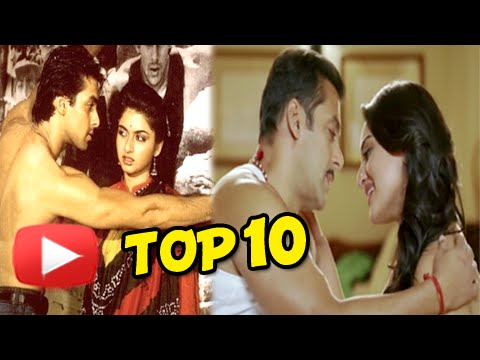 Xxx Mp4 Salman Khan S Top 10 Romantic Scenes With No KISS 3gp Sex