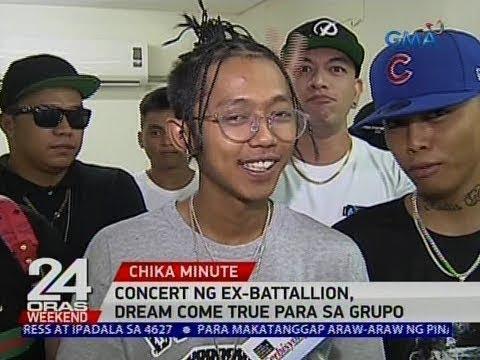 Xxx Mp4 24 Oras Concert Ng Ex Battalion Dream Come True Para Sa Grupo 3gp Sex