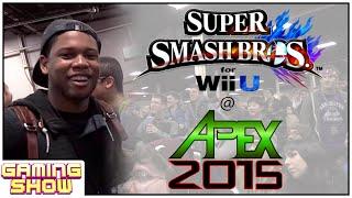 Smash Bros Tournament (APEX 2015) ft. NAKAT
