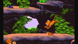 Video oldie (Snes): Le Roi Lion