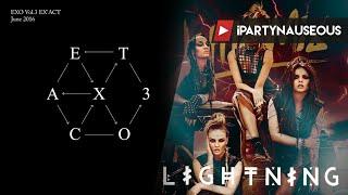 EXO x Little Mix - Monster x Lightning (mashup)