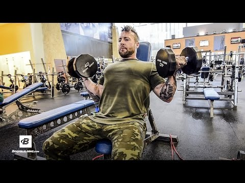 Xxx Mp4 Arm Blasting Resistance Band Workout Day 10 Kris Gethin S 8 Week Hardcore Training Program 3gp Sex