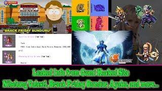 Final Fantasy Brave Exvius Leaked Info from Hacker(#223)