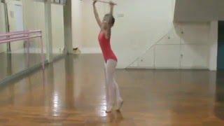 Dance C Grade 4 RAD Ballet