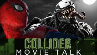 Venom Currently Not In The MCU Says Tom Holland - Collider Movie Talk