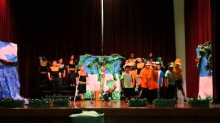 "Parkside Elementary School Musical 2013 ""Welcome to the Jungle"""