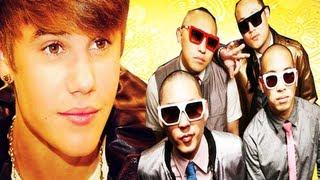 Far East Movement ft. Justin Bieber - Live my Life (Parody)