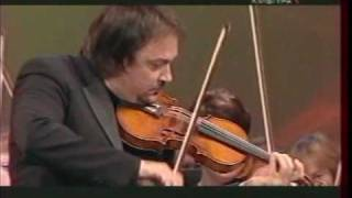 The best violinist of the world-Sergey Krylov plays Sarasate Carmen-fantasy  part 1