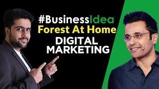 #businessideas   Forest at Home   Sandeep Maheshwari Initiative - Powered by Sahil Khanna