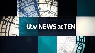New ITV News At Ten running titles