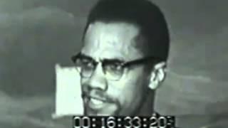 نادر لمالكوم إكس قبل إغتياله 1965: إليجاه محمد فقد عقله