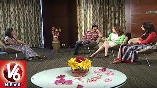 Ravi Teja, Tamanna And Rashi Khanna Special Interview   Bengal Tiger   V6 News