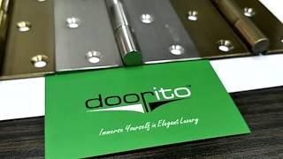 Doorito - Stainless Steel Hinges With Different Finishing...