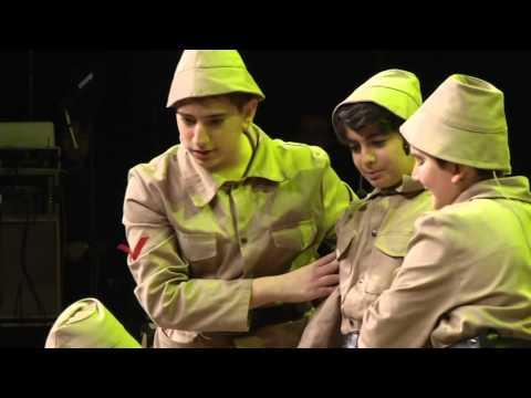 Kardeşlik Destanı Tiyatro Oyunu