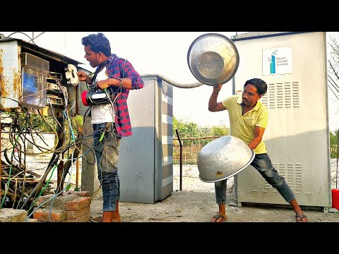 Best Amazing funny Non stop comedy video 2021 Bindass club