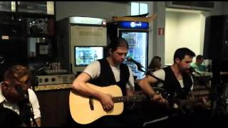 Acoustic Dolls Living On A Prayer Cover
