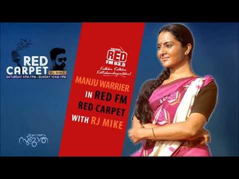 Xxx Mp4 Manju Warrier In Red FM Red Carpet With RJ Mike Udaharanam Sujatha Complete Episode 3gp Sex