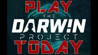 Darwin Project: MASSIVE Alpha Key Giveaway!
