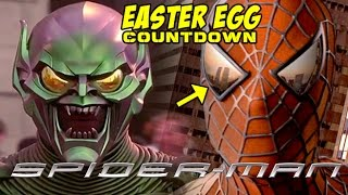 Spider-Man (2002) - Easter Egg Countdown