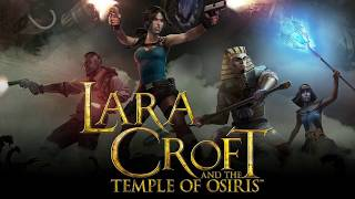 Serx & Lara Croft and the Temple of Osiris (PC) pt.2