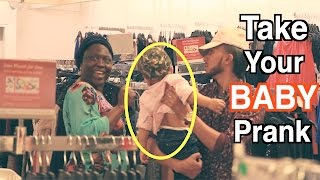 THIS IS YOUR BABY PRANK !!!