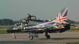 Dny NATO / Nato Days 2009, Part 1, Přílety / Arrivals