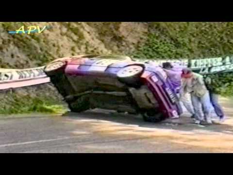 Accidentes espectaculares Crash 2º