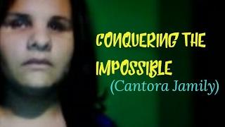 Música: Conquistando o impossível (em inglês) da Jamily_COVER