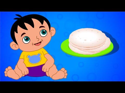 Chinna Chinna Dosaiyaam - Chellame Chellam - Cartoon/Animated Tamil Rhymes For Kutty Chutties