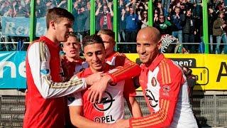 Terugblik Vitesse - Feyenoord 2015-2016