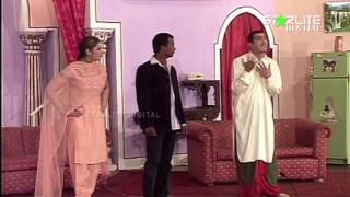 Zafri Khan and Tahir Anjum New Pakistani Stage Drama Full Comedy Funny Clip