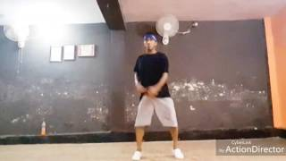 Swag Dance Video | Munna Michael | Nawazudir siddiqui & Tiger shroff (Dancer ArpitDiwaker Freetyle)