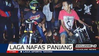 ARDIAN SPEED VS BAROKAH MOTOR SPEED | NAFAS PANJANG