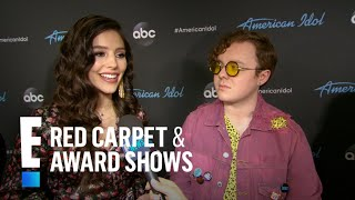 """""""American Idol"""" Top 14 Dish on Show Experience 