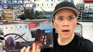 Blu-ray / Dvd Tuesday Shopping 8/15/17 : My Blu-ray Collection Series