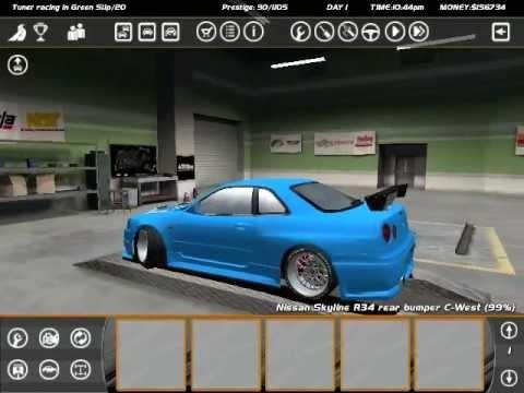 Street Legal Racing Redline LE2MWM Skyline R34 Build