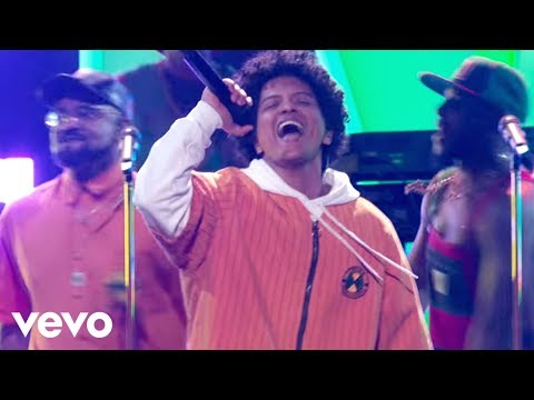 Download Bruno Mars and Cardi B - Finesse (LIVE From The 60th GRAMMYs ®) On VIMUVI.ME